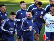 每日体育报:为避免受伤,梅西没有参加阿根廷队内对抗赛