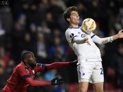 罗马体育报:热刺和意甲四队争夺丹麦边锋斯科夫