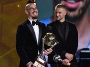 官方:哈姆西克当选2018年斯洛伐克足球先生
