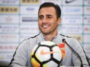 卡帅:我不是来被考察的;只以闯进世界杯为目标的想法是错的