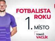 2018年捷克足球先生:塞维利亚门将瓦茨利克