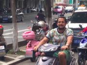 阿洛伊西奥澄清:摩托车是买给朋友的,我会遵守交规