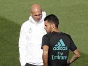 塞瓦略斯:齐达内说会给我与其他球员一样的机会,这让我安心