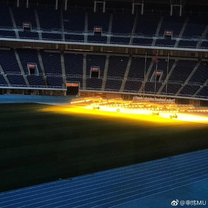 天津日报:水滴体育场打