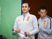 卡纳瓦罗谈执教国足:还没法给出准确回答,与中国杯结果无关