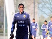 阿根廷官方:迪马利亚左腿肌肉受伤,将不会参