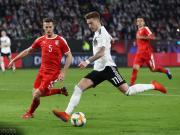 罗伊斯:我们仍然是德国队,我们想要赢得每一场比赛