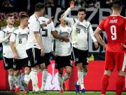 德国1-1塞尔维亚,约维奇破门,磁卡扳平,京多安遭门线解围