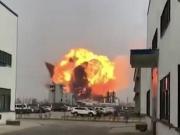 不说足球:江苏盐城一化工园区发生爆炸,已救出31人