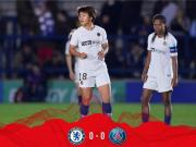 王霜替补出战半场欧冠,大巴黎女足0-2不敌切尔西女足