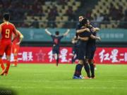 尴尬纪录,至今三届中国杯国足均无缘决赛
