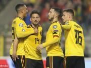 比利时3-1俄罗斯,库尔图瓦失误送礼,阿扎尔梅