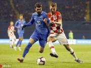 克罗地亚2-1逆转阿塞拜疆,巴里西奇、克