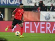 奥地利足协:阿拉巴受伤,将无缘客场踢以色列