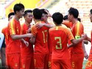 国奥5-0老挝迎开门红,张玉宁助攻林良铭破门,杨立瑜双响