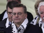 踢球者:德足协主席想为穆勒三人举办告别赛,遭足协同事反对