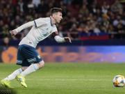 阿根廷官方:梅西耻骨痛疼加剧,将缺战摩洛哥