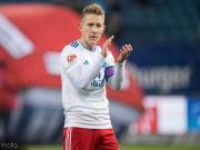 官方:霍尔特比将在赛季末离开汉堡