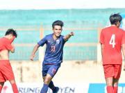U19邀请赛:中国6分钟连丢两球1-2泰国,江苏小将