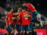 西班牙2-1挪威取开门红,罗德里戈建功,拉莫斯