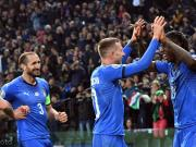 火力分散,意大利最近15球由15名不同球员打进