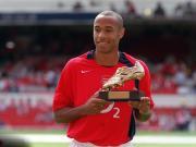 BBC评英超最佳外籍球员,亨利力压C罗排名榜首,曼联六将入选
