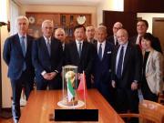 签署协议,中央广播电视总台与意大利足协展开全方位合作