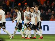 不容易,德国队23年以来首次在客场击败荷兰
