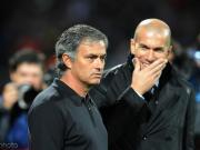 穆里尼奥:齐达内很可能是皇马主教练的最佳人选