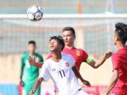 U19國足2-0緬甸,中國三分鐘進兩球,劉祝潤、冷季軒破門