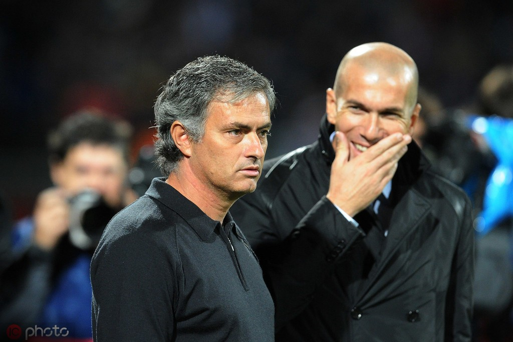 穆里尼奥:齐达内很可能是皇马主教练的最佳人