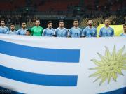 苏亚雷斯更新Ins story,为乌拉圭队加油
