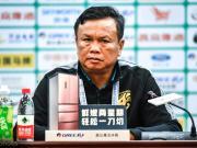 泰国主帅:参加中国杯有助于备战世预赛,希望明年还能来参加