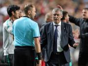 葡萄牙主帅:裁判看完回放后承认漏判点球,并向我道歉
