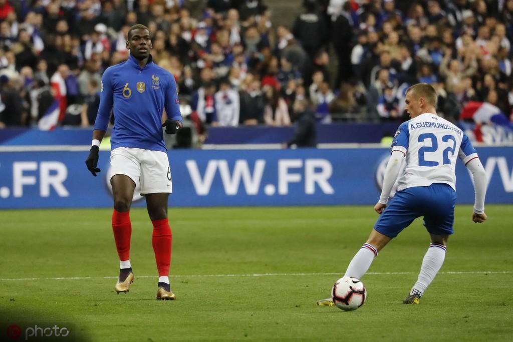 尼日利亚队:博格巴:法国