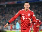 J罗:希望获得德甲和德国杯双冠王