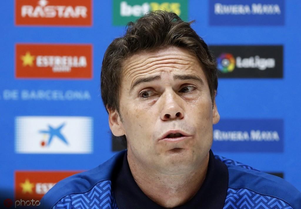 鲁比:之前加泰德比我们运气不太好,希望明天踢赫罗纳能好点