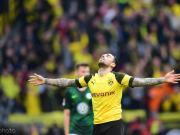 多特蒙德2-0沃尔夫斯堡回归榜首,帕科补时梅开二度
