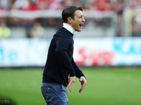 科瓦奇:在对阵弗赖堡这样级别的对手时丢了太多分