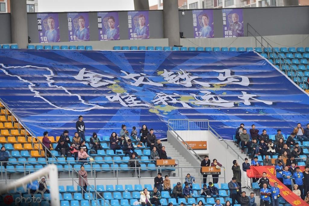 足协杯第二轮上座人数:仅五场比赛观众破千