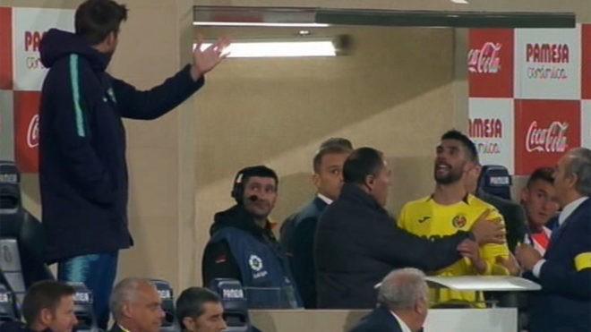 马卡:阿尔瓦罗被罚下场