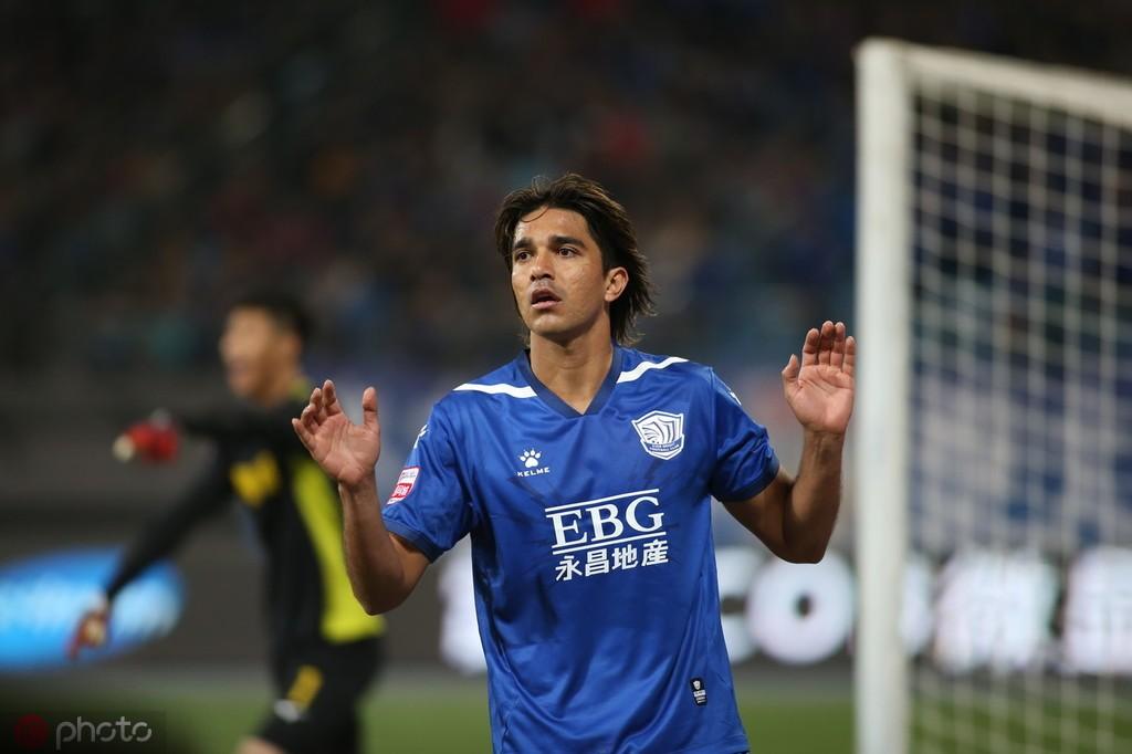 石家庄外援莫雷洛:好多巴西球员都想来中国踢