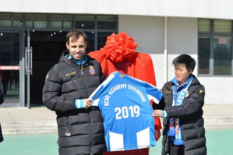 官方:西班牙在山东寿光市开办足球学院