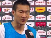 刘军帅:暂不知道伤病详情,球队轮换效果很好