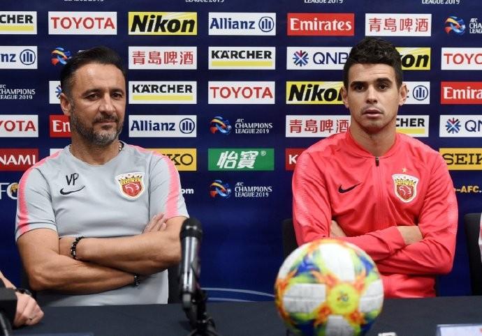 佩雷拉:要找回中超夺冠的状态,球队还需要内部挖潜 — 上海上港