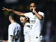 國安3-1武里南聯取新賽季亞冠首勝,巴坎布戴帽+錯失空門