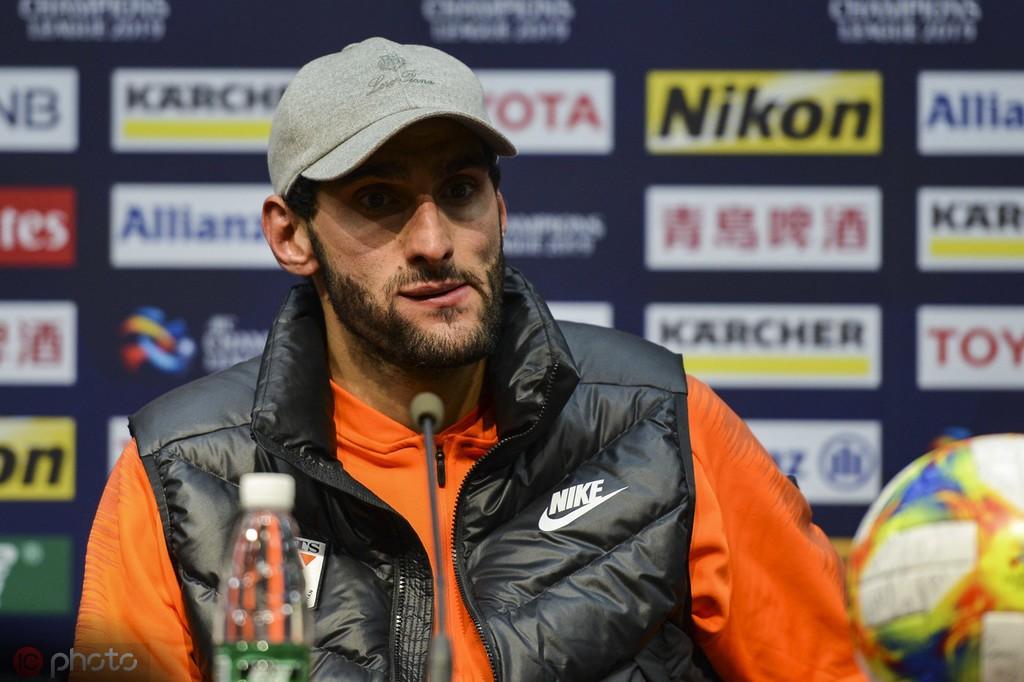 费莱尼:我们踢出了很漂亮的足球,创造了很多的机会