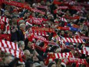 歐戰中利物浦曾七次首回合主場2-0取勝,七次都將對手淘汰