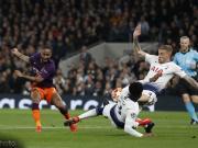 BBC:熱刺近9次首回合取勝都晉級;曼城在歐戰踢不過英超對手