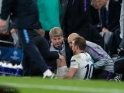 波切蒂诺:凯恩伤到了同一处脚踝,我担心他会
